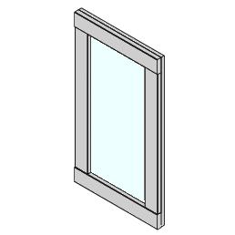 Zrkadlo Melánie-ZR2