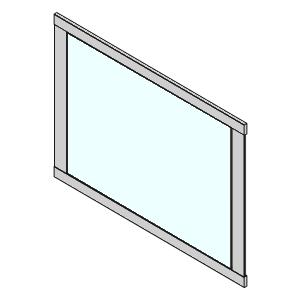 Zrkadlo Melánie-ZR3