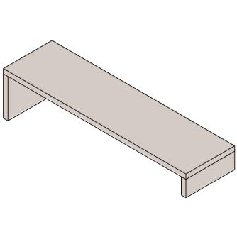 Prístavný panel Paris 38-3/5L