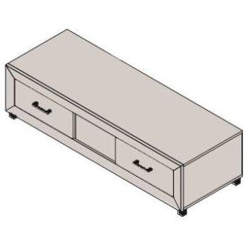 Televízny stolík Xénia-10