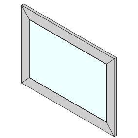 Zrkadlo Xénia-ZR4