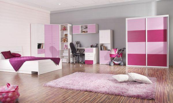 Detská izba Kika