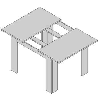 Jedálenský stôl SR1-38