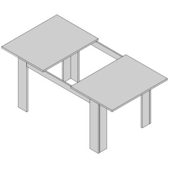 Jedálenský stôl SR2-38