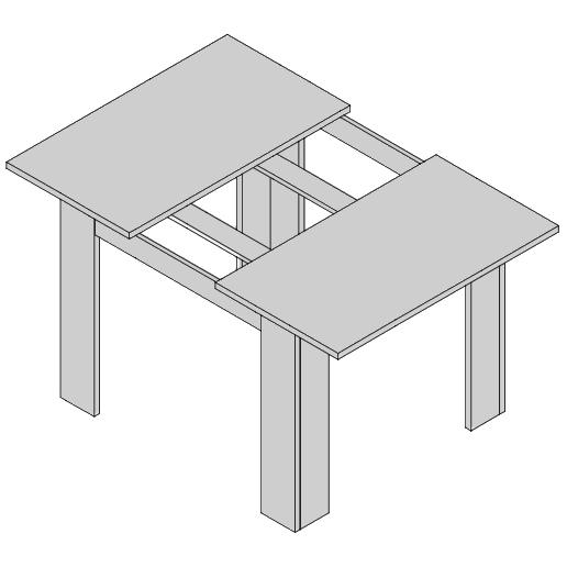 Jedálenský stôl SR21-22