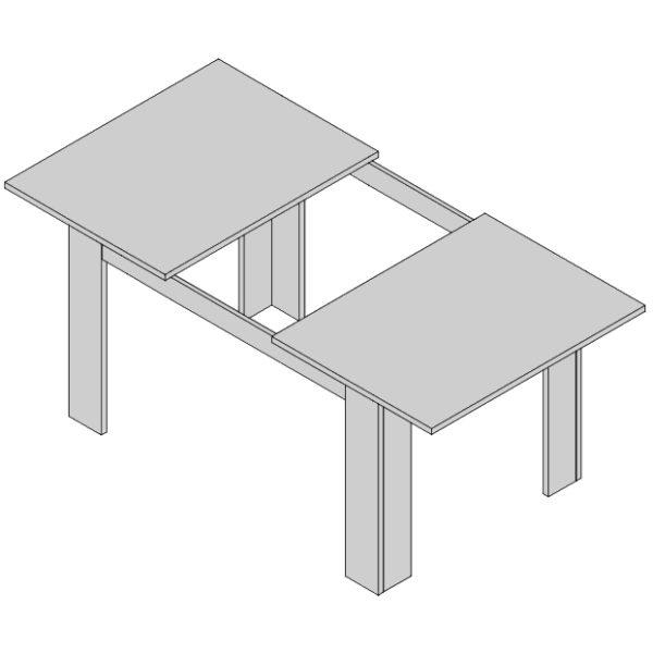 Jedálenský stôl SR22-22