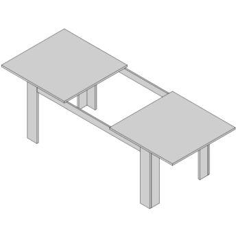Jedálenský stôl SR23-22