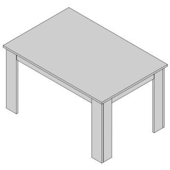 Jedálenský stôl ST2-38