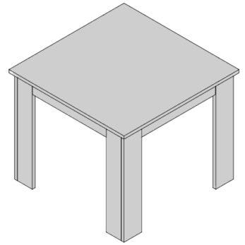 Jedálenský stôl ST21-22