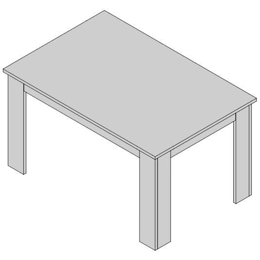 Jedálenský stôl ST22-22