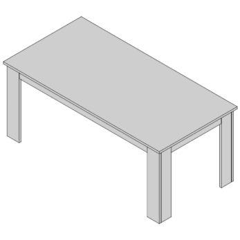 Jedálenský stôl ST23-22