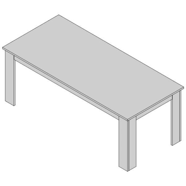 Jedálenský stôl ST4-38