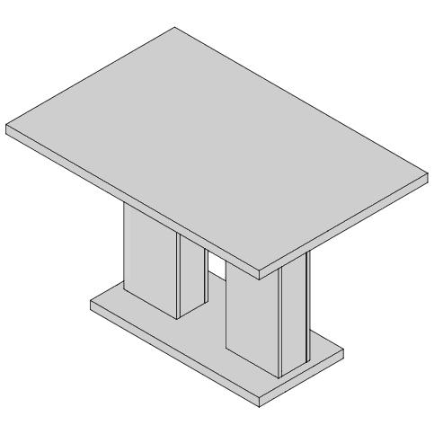 Jedálenský stôl ST5-38