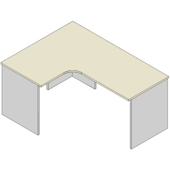 Rohový stôl M-Soft 36P