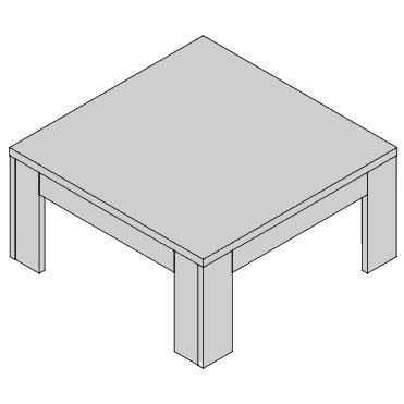 Konferenčný stolík KS-D