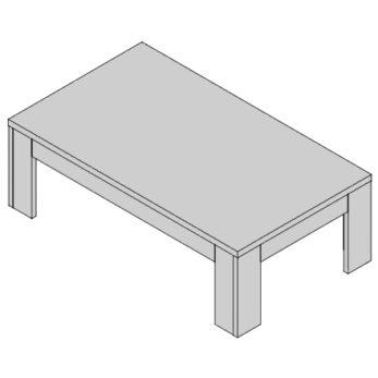 Konferenčný stolík KS-D1