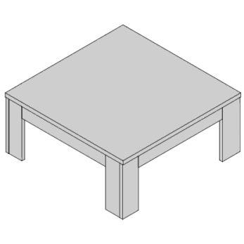Konferenčný stolík KS-D4