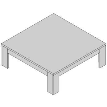 Konferenčný stolík KS-D6
