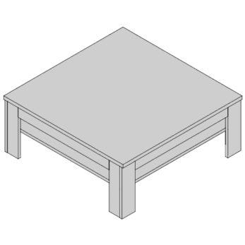 Konferenčný stolík KS-D7