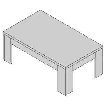 Konferenčný stolík KS-D8