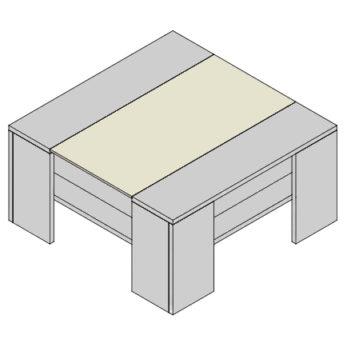 Konferenčný stolík KS-F2