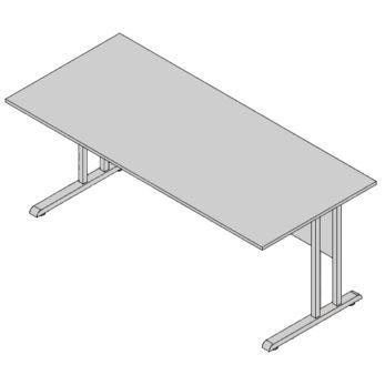 Pracovný stôl PZ 01