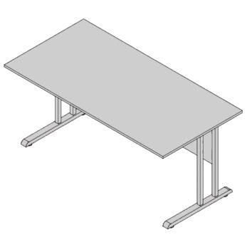Pracovný stôl PZ 02