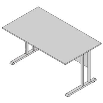 Pracovný stôl PZ 03