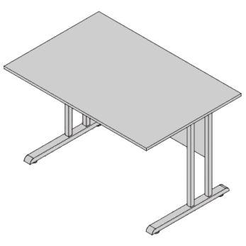 Pracovný stôl PZ 04